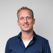Osteopaat Thierry Cretier eigenaar van Fit and Care Osteopathie in Zeist