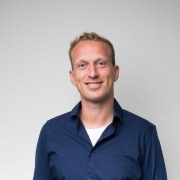 Osteopaat Thierry Cretier eigenaar van Fit and Care Osteopathie in Zeist